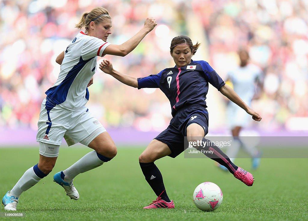 Olympics Day 10 - Women's Football S/F - Match 23 - France v Japan