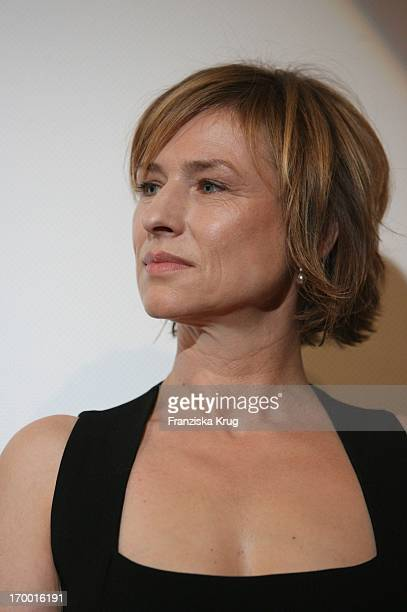 Corinna Harfouch at the premiere of Perfume In Berlin Cinestar