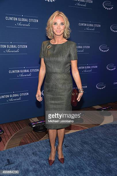 Corinna zu SaynWittgenstein attends 8th Annual Clinton Global Citizen Awards at Sheraton Times Square on September 21 2014 in New York City
