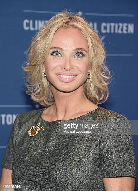 Corinna zu SaynWittgenstein attends the 8th Annual Clinton Global Citizen Awards at Sheraton Times Square on September 21 2014 in New York City