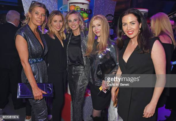 Corinna zu SaynWittgenstein attends the Naked Heart Foundation's Fabulous Fund Fair at The Roundhouse on February 20 2018 in London England