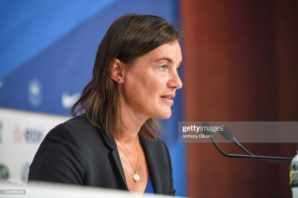 France Soccer Team - Press conference