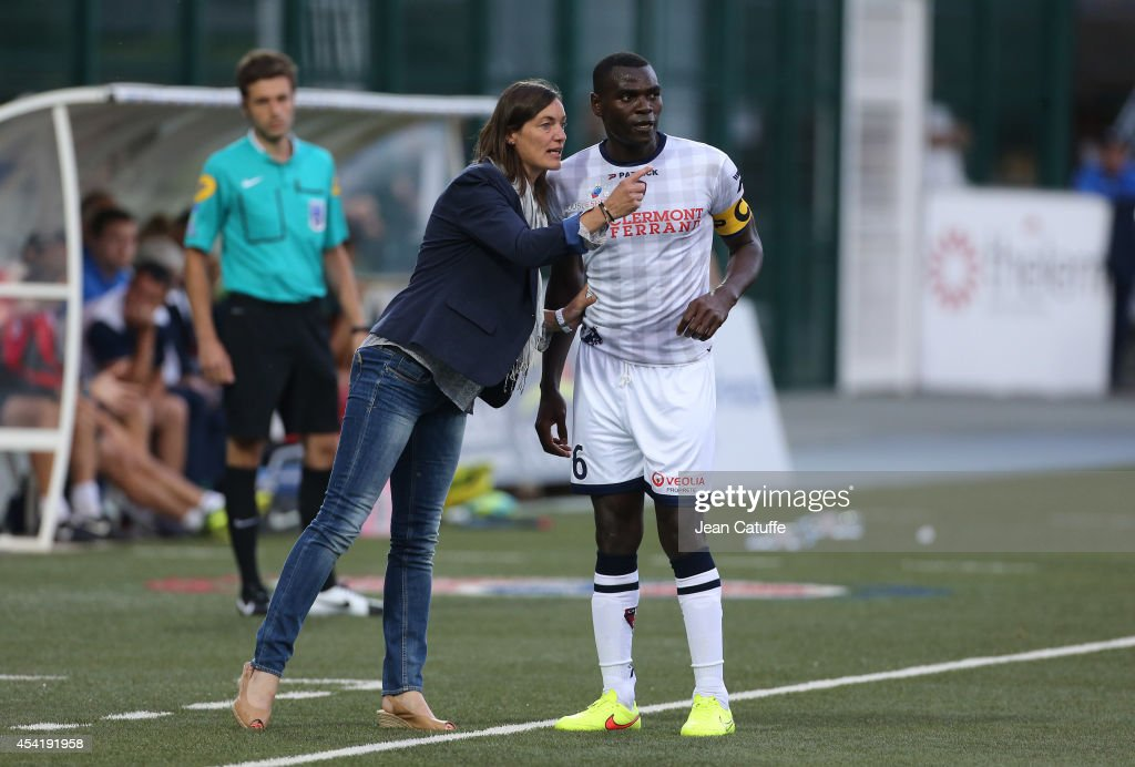 Corinne Diacre, First Woman's Coach In French Professionnal Football
