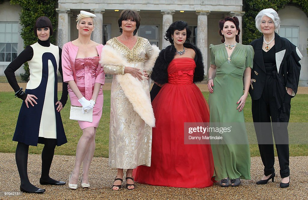Vintage At Goodwood - Launch Photocall : News Photo