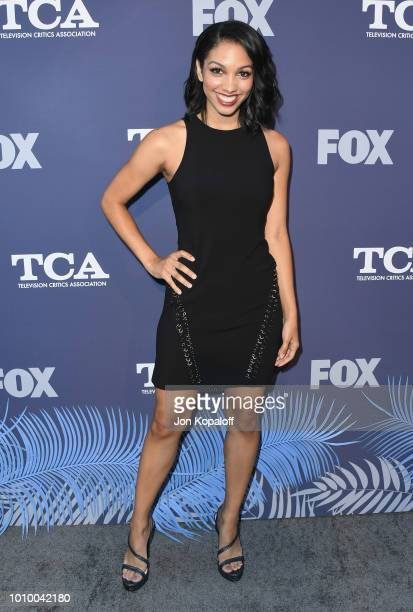 Corinne Foxx attends the FOX Summer TCA 2018 AllStar Party at Soho House on August 2 2018 in West Hollywood California
