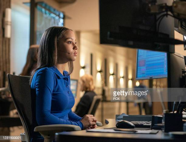 Corinne Massiah in the There Goes The Neighborhood episode of 9-1-1 airing Monday, March 1 on FOX.