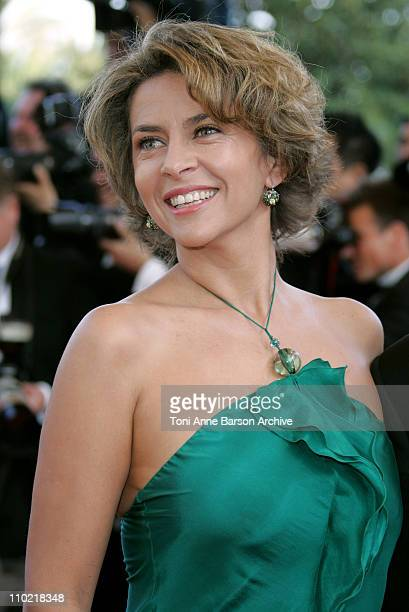 "Corinne Touzet during 2005 Cannes Film Festival - ""Star Wars: Episode III - Revenge of the Sith"" Premiere in Cannes, France."