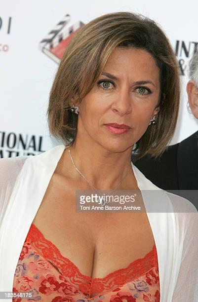 Corinne Touzet during 2007 International Forum of Cinema Literature Arrivals at Grimaldi Forum in Monte Carlo Monaco