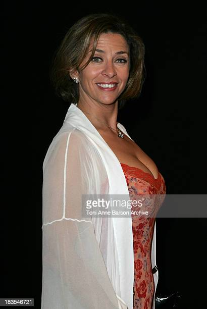 Corinne Touzet during 2007 International Forum of Cinema Literature Arrivals at Grimaldi Forum in Monte Carlo Monaco