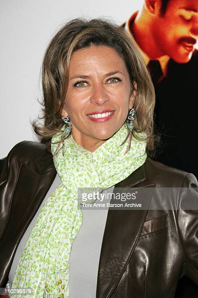 "Corinne Touzet during ""The Pursuit of Happyness"" Paris Premiere at UGC Normandy in Paris, France."
