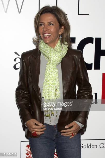 "Corinne Touzet during ""The Pursuit of Happyness"" Paris Premiere at UGC Normandie in Paris, France."