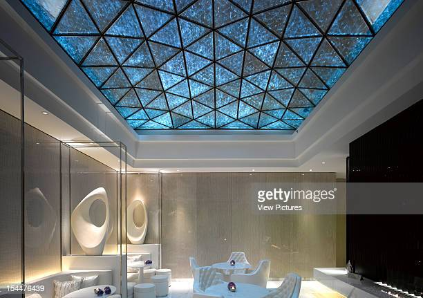 Corinthia Hotel SpaLondon2011Spa Reception Area Na United Kingdom Architect