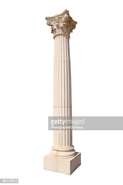 coríntias coluna - cultura grega - fotografias e filmes do acervo