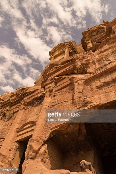 Corinthian Tomb, Petra