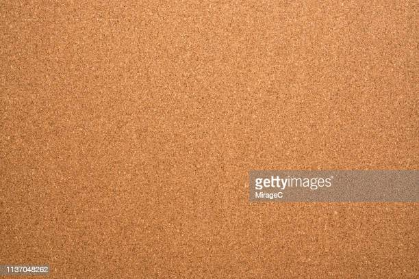 cork board texture - cork material stock photos and pictures