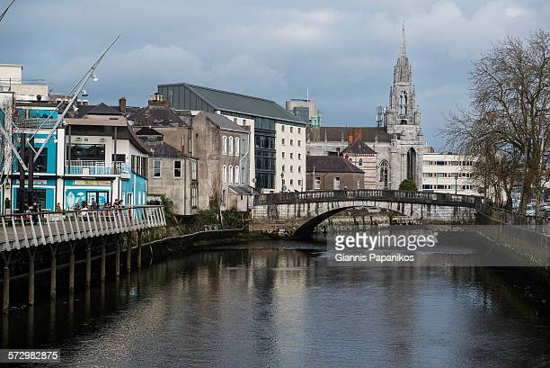cork city - cork city stock pictures, royalty-free photos & images
