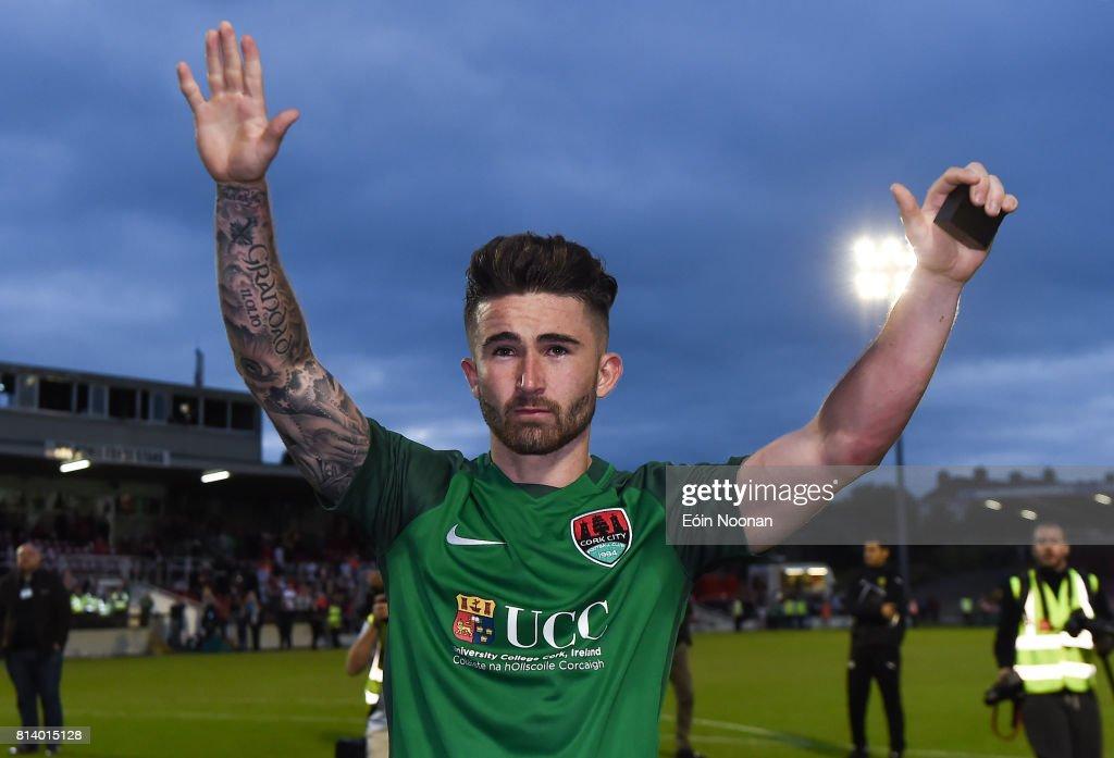Cork City v AEK Larnaca - UEFA Europa League Second Qualifying Round First Leg : News Photo
