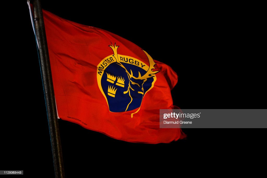 IRL: Munster Rugby v Southern Kings - Guinness Pro14