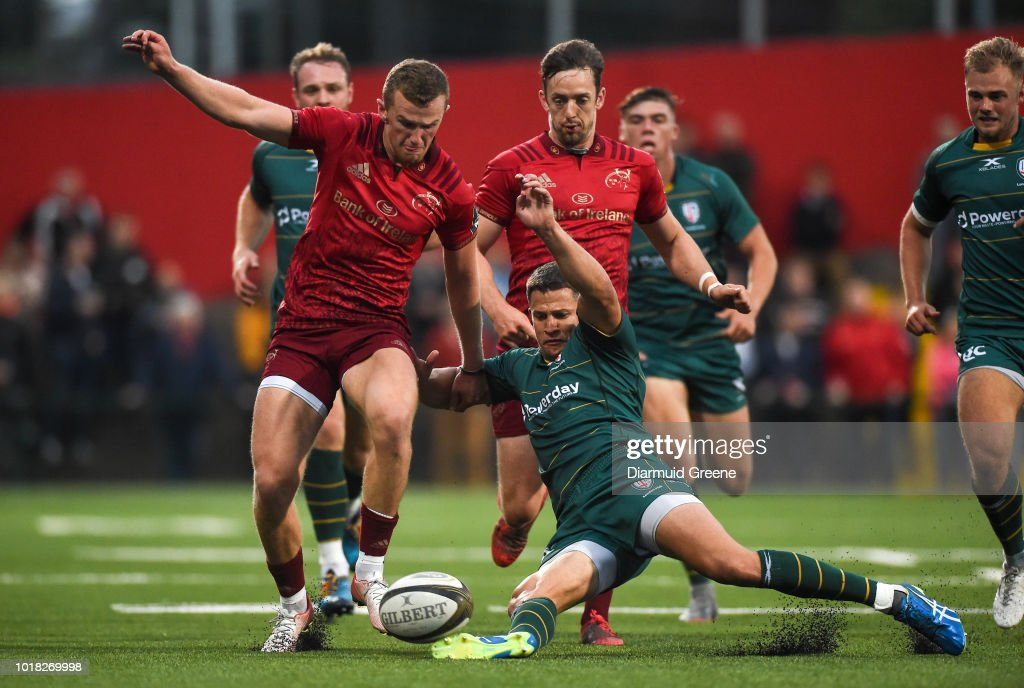 Munster v London Irish - Keary's Renault Pre-season Friendly