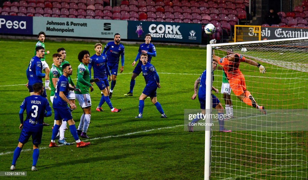 Cork City v Waterford - SSE Airtricity League Premier Division : News Photo