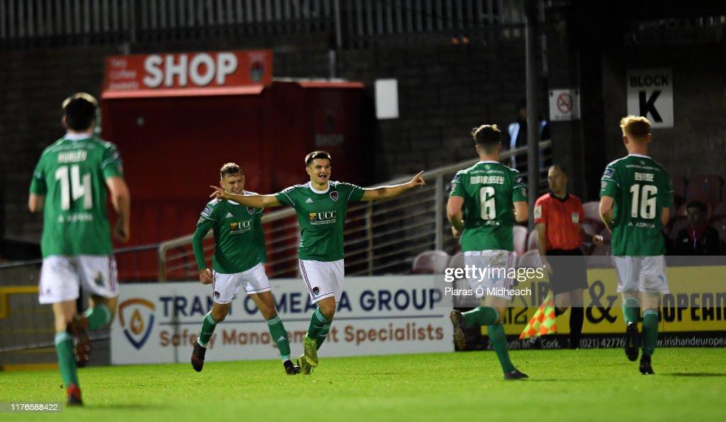 Cork City v Dundalk - SSE Airtricity League Premier Division : News Photo