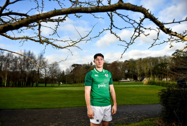IRL: Ireland Rugby Under-20 Six Nations Squad Announcement