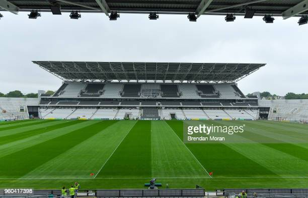 Cork Ireland 20 May 2018 A general view of Páirc Ui Chaoimh prior to the Munster GAA Hurling Senior Championship Round 1 match between Cork and Clare...