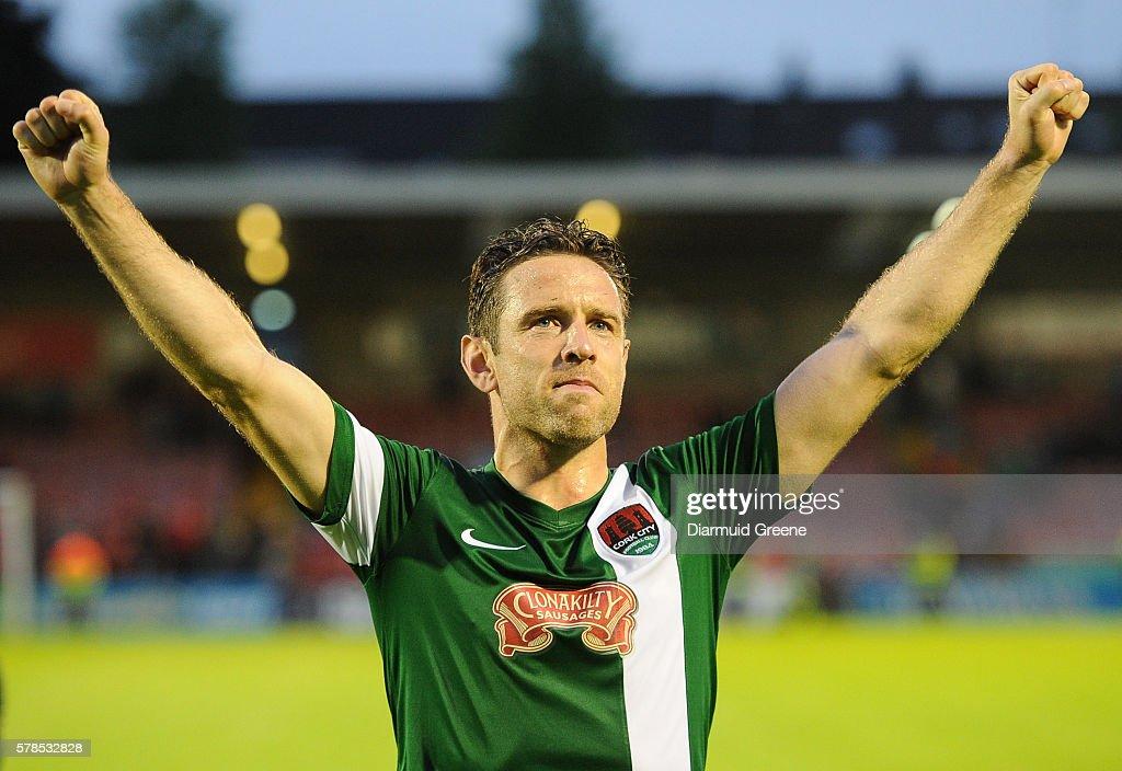 Cork City v BK Hacken - UEFA Europa League Second Qualifying Round 2nd Leg : News Photo