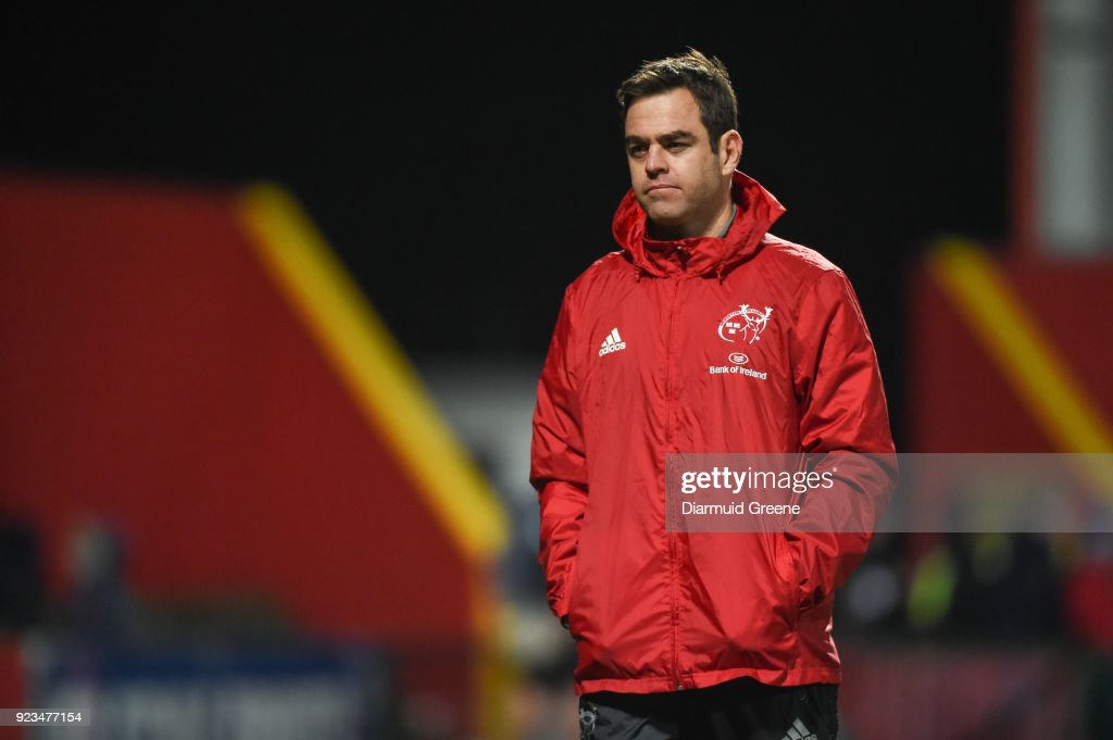 Munster v Glasgow Warriors - Guinness PRO14 Round 16