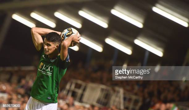 Cork , Ireland - 25 September 2017; Shane Griffin of Cork City during the SSE Airtricity Premier Division match between Cork City and Dundalk at...