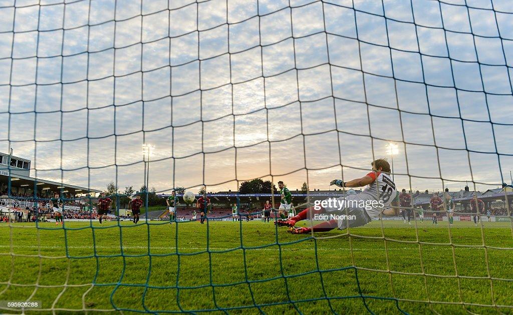 Cork City v Longford Town - SSE Airtricity League Premier Division : News Photo