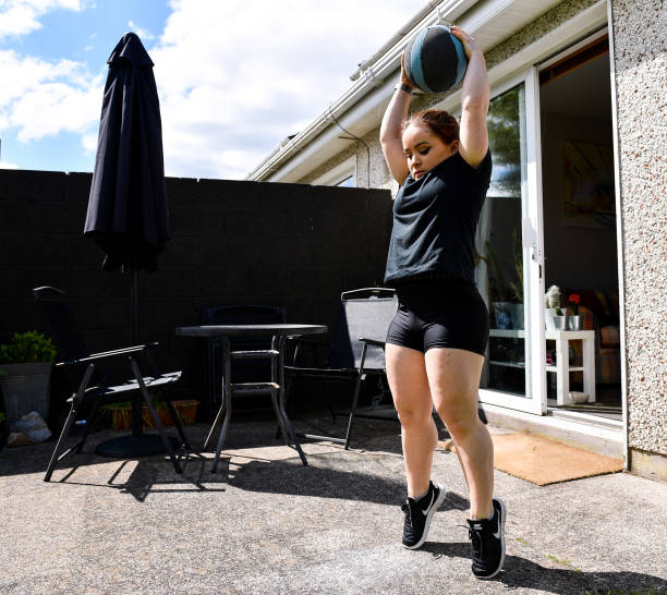 IRL: Paralympian Niamh McCarthy Training in Isolation