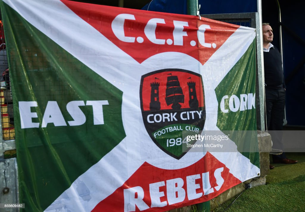 Cork City v Limerick FC - Irish Daily Mail FAI Cup Semi-Final : News Photo