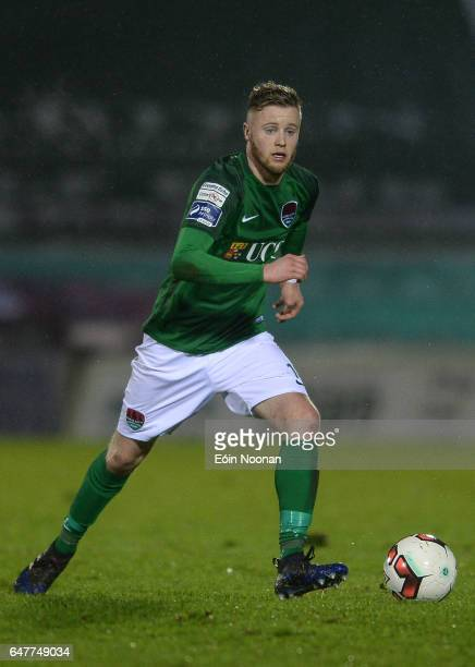 Cork Ireland 3 March 2017 Kevin O'Connor of Cork City in action during the SSE Airtricity League Premier Division match between Cork City and Galway...