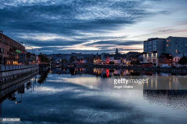 cork. river lee - cork city stock pictures, royalty-free photos & images
