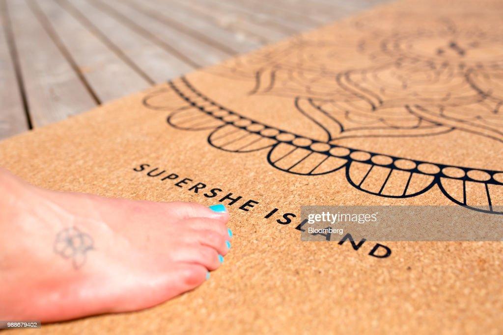 SuperShe Island Is No Man's Land Where Women Forge Strong Bonds : Nachrichtenfoto