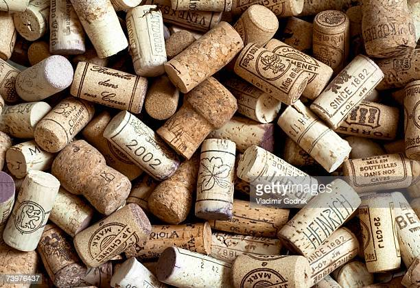 corks - wine cork stock photos and pictures