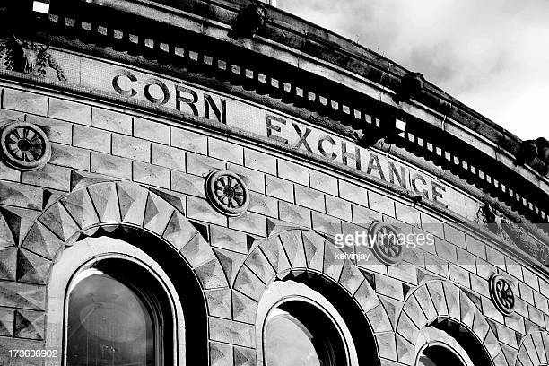 Corn Exchange building - Leeds