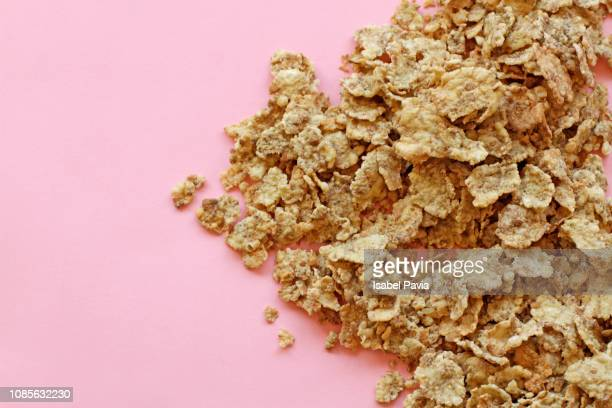 corn flakes - cereal plant stock pictures, royalty-free photos & images