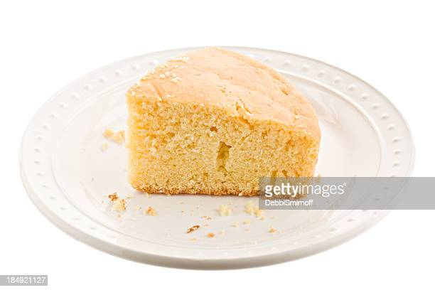Cornbread On A Plate
