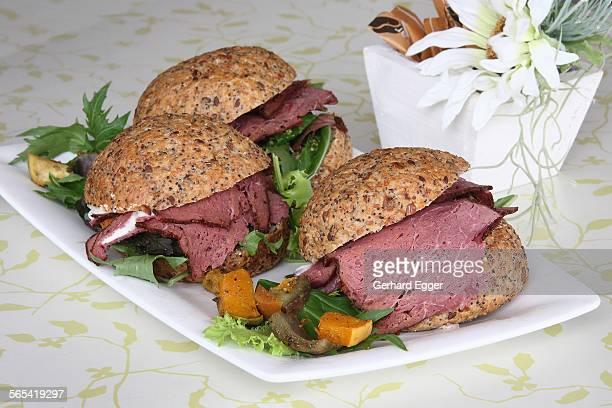 Corned beef roll