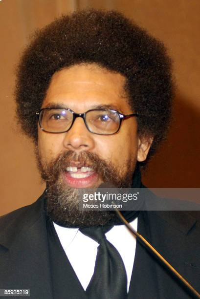 Cornel West Professor of Religion and African American Studies at Princeton University