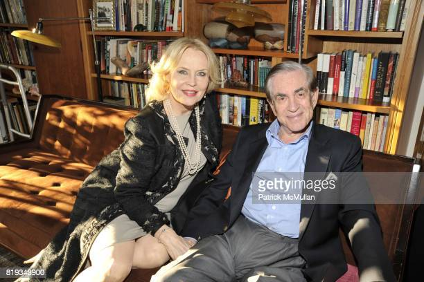 Cornelia Bregman and Marty Bregman attend Book Party hosted by Anne and Jay McInerney Celebrating The Carrie Diaries by Candace Bushnell at Private...