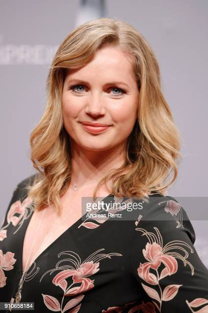 Cornelia Groeschel attends the German Television Award at Palladium on January 26 2018 in Cologne Germany