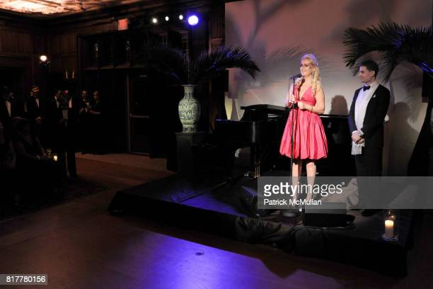 Cornelia Guest and Alan Pepe attend VIP MASKED BALL for Susan G Komen Headlined by Sir Richard Branson Katie Couric Cornelia Guest HM Queen Noor and...