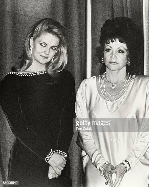 Cornelia Guest and Jackie Stallone