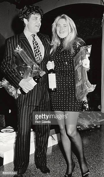 Cornelia Guest and Richard Golub