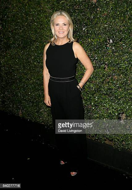 Cornelia Guest attends the 2016 Women In Film Max Mara Face of the Future celebrating Natalie Dormer at Chateau Marmont on June 14 2016 in Los...