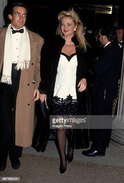 CIRCA 1989 Cornelia Guest attends the Annual Costume Institute Exhibition Gala at the Metropolitan Museum of Art circa 1989 in New York City