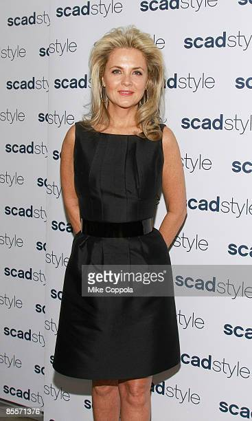 Cornelia Guest attends the Savannah College of Art and Design's annual Style Etoile Awards Gala at James Cohan Gallery on March 23, 2009 in New York...